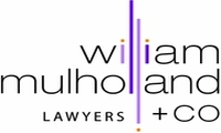 William Mulholland + Co Lawyers